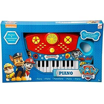Paw patrol piano grande - Juguetes creativos TOYS MARKET por PASSAT ESPAGNE, S.A.