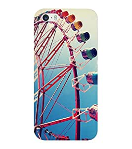 Mental Mind 3D Printed Plastic Back Cover For Iphone 5C - 3DIP5C-G465