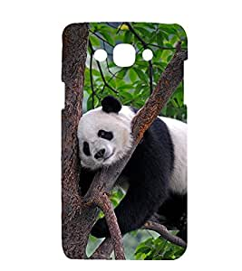 printtech Nature Animal Panda Back Case Cover for Samsung Galaxy Ace 3 / Samsung Galaxy Ace 3 S7272