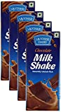 #4: Big Bazaar Combo - Mother Dairy Chocolate - Milk Shake, 200ml (Buy 3 Get 1, 4 Pieces) Promo Pack