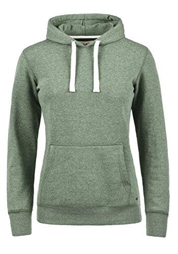 DESIRES Olive Damen Damen Hoodie Kapuzenpullover Pullover Mit Kapuze Und Fleece-Innenseite, Größe:S, Farbe:Climb Ivy (8785)