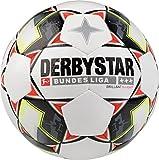 Derbystar Bundesliga Brillant S-Light, 5, weiß schwarz rot, 1852500123