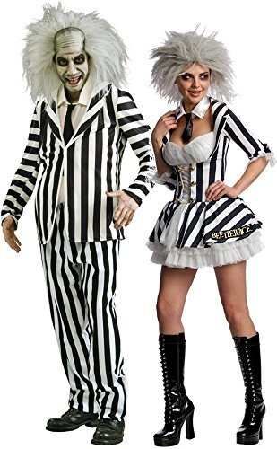 are & http://www.europarl.europa.eu/members/expert/alphaOrder/view.do?language=DEid=1037 Miss Beetlejuice-Kostüm Halloween Horror TV Film 1980 er, 80er-Tim Burton-Kostüm Party Outfits (Halloween-filme Uk-tv)