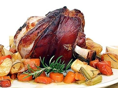Schweinshaxe geräuchert Villgrater ca. 1,2 kg.