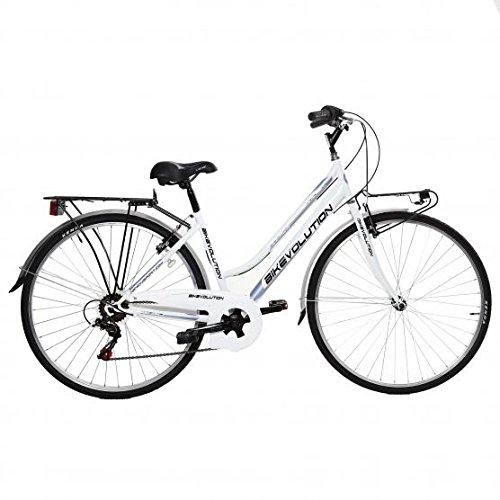 BIKEVOLUTION City Bike 28'' Donna 6v Bike evolution 44