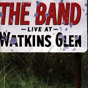 Band Live at Watkins Glen