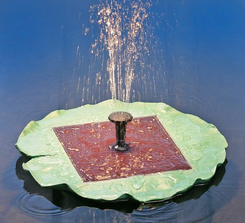 smart-solar-lily-floating-solar-fountain