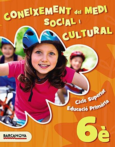 Medi social i cultural 6è. Llibre de l ' alumne (Materials Educatius - Cicle Superior - Coneixement Del Medi Social I Cultural) - 9788448943103