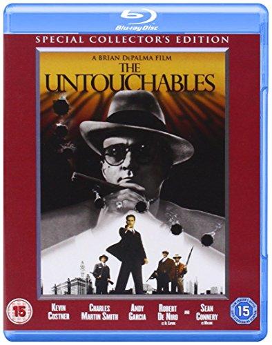 The Untouchables [Blu-ray] [1987] [Region Free]