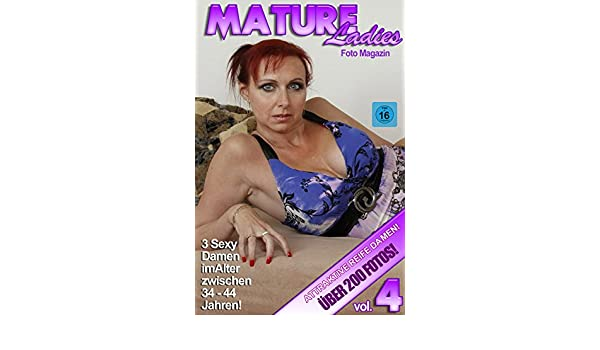 Mature ladies vol reife sexy damen foto ebook german edition
