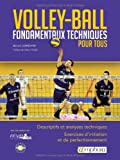 Volley-Ball : Fondamentaux techn...