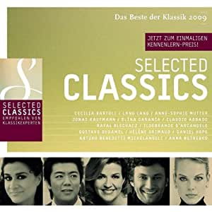 Selected classics 2009 bartoli kaufmann netrebko for Kaufmann offenbach