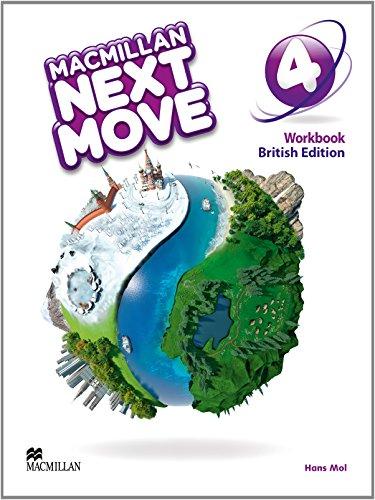 NEXT MOVE 4 Ab Pk Next Move British English - 9780230466531