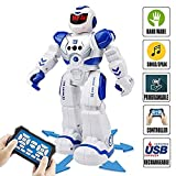 Sendida Remote Control RC Robot Toys Dancing Robot Kit For Kids , Robotic