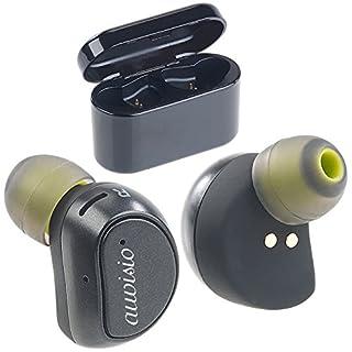 auvisio in Ear Bluetooth: True Wireless In-Ear-Headset, Powerbank-Etui, Siri-& Google-kompatibel (in Ear Kopfhörer, Bluetooth)