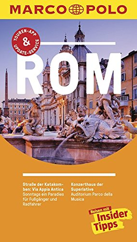 Produktbild MARCO POLO Reiseführer Rom: Reisen mit Insider-Tipps. Inkl. kostenloser Touren-App und Event&News