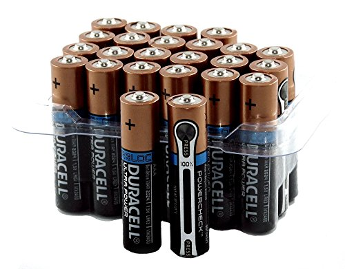 Duracell Ultra Power MX2400 AAA/Micro batterie alcaline in 24iger Box