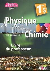 E.S.P.A.C.E 1re S * Livre du professeur (éd. 2011)