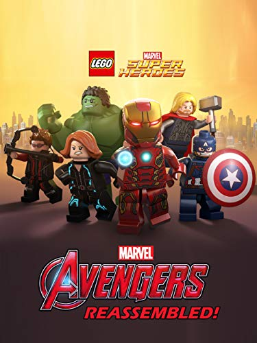 LEGO Marvel: Avengers Reassembled