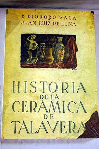 Historia De La Cerámica De Talavera