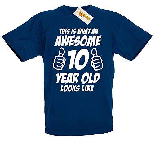this-is-what-an-awesome-10-year-old-looks-like-10th-birthday-gift-t-shirt-for-boys-navy