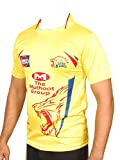 #9: IPL Chennai Super Kings Authentic Replica Jersey 2018
