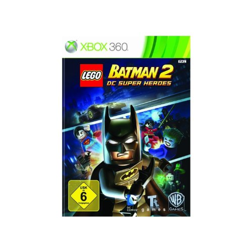 LEGO Batman 2 - DC Super Heroes - Batman Xbox 3 360-lego