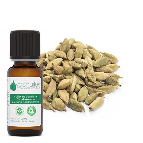 Huile Essentielle de Cardamome - 5ml
