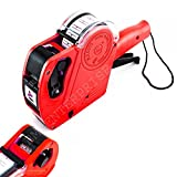 #3: High Quality 8 Digits Price Labeler Label Tape Tagging Gun Mx-5500