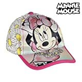 Gorra Premium Minnie Mouse Primavera, 50 - 52 cm