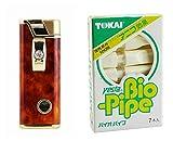 Butane Jet Flame Cigarette Lighter With ...