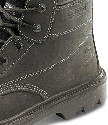 Sherpa 15,2cm Sicherheit Stiefel–b-click Schuhe Black