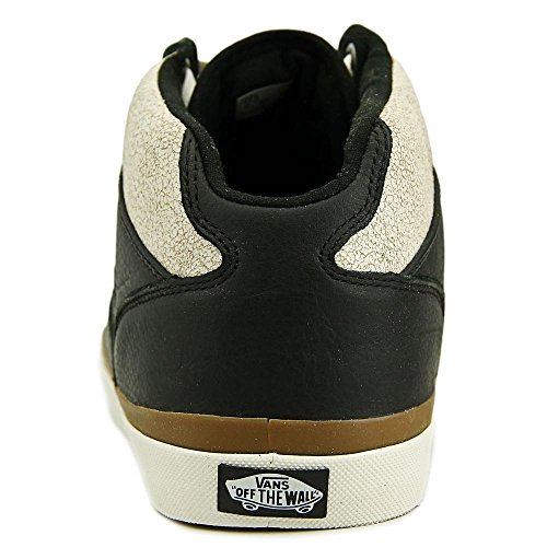 Vans BEDFORD Off The Wall crackle black marshmallow crackle black marshmallow