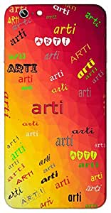 arti (Popular Girl Name) Name & Sign Printed All over customize & Personalized!! Protective back cover for your Smart Phone : Samsung Galaxy Note-5
