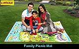 #9: LWVAX Brand Kids Toys Carpet Baby Play Mat Mat For Children Developing Rug Carpet Kids Rug Children Puzzle Play Babies Eva Foam Size - 120*180CM