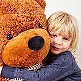 XXL Teddybär, 120 cm (Lumaland) - 3