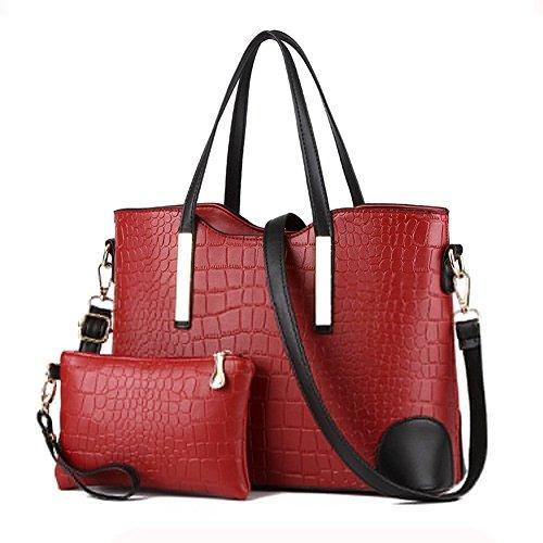 Dreamaccess , Damen Tote-Tasche Medium, rot - rot - Größe: Medium