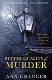A Better Quality of Murder (Lizzie Martin 3)