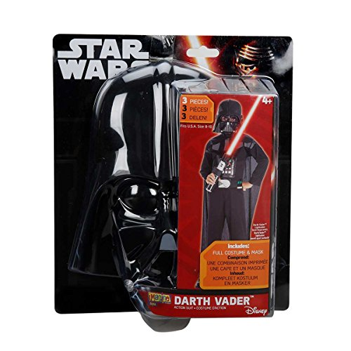 Rubies - AC5622 - Darth Vader Fancy Dress Costume