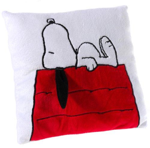 587670 - Kissen Snoopy auf Hütte