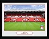 GB eye Framed Photograph, Liverpool, Anfield 2010/11, 16 x 12-inch