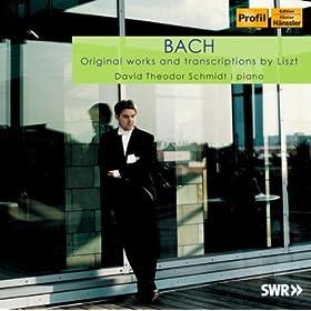 Partita No. 1 in B-Flat Major, BWV 825: IV. Sarabande