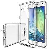 Ringke - Galaxy a5 case - fusion case [protector hd / protección de la caida] [crystal view] absorción de choque premium para samsung galaxy a5 - eco / paquete de bricolaje