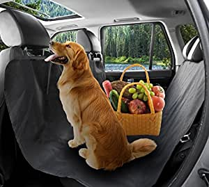 ploopy protege banquette couverture voiture pour chien si ge arri re de voiture housse de. Black Bedroom Furniture Sets. Home Design Ideas