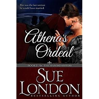 Athena's Ordeal: Haberdashers Book Two (The Haberdashers Series 2)