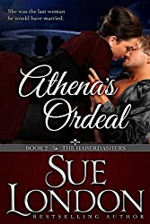 Athena's Ordeal: Haberdashers Book Two (The Haberdashers Series 2)
