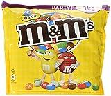 Produkt-Bild: M&M'S Peanut / Geröstete Erdnüsse ummantelt von Milchschokolade / Bunter Knabberspaß für Groß und Klein / 1 x 1kg Beutel