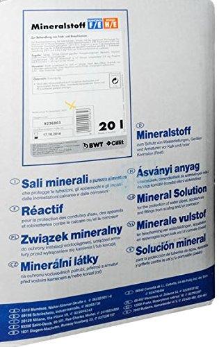 Preisvergleich Produktbild BWT Mineralstoff 20 l Kanister F2/FE