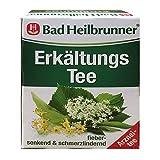 Bad Heilbrunner Erkältungstee (8 Filterbeutel. Packung)