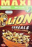 Nestlé Lion Cereals | Schoko Müsli mit Karamell...